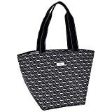 SCOUT Daytripper Everyday Tote Bag, Shoulder Bag, Water Resistant, Wipes Clean, Zips Closed