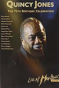Quincy Jones: 75th birthday [Reino Unido] [DVD] [Reino Unido]