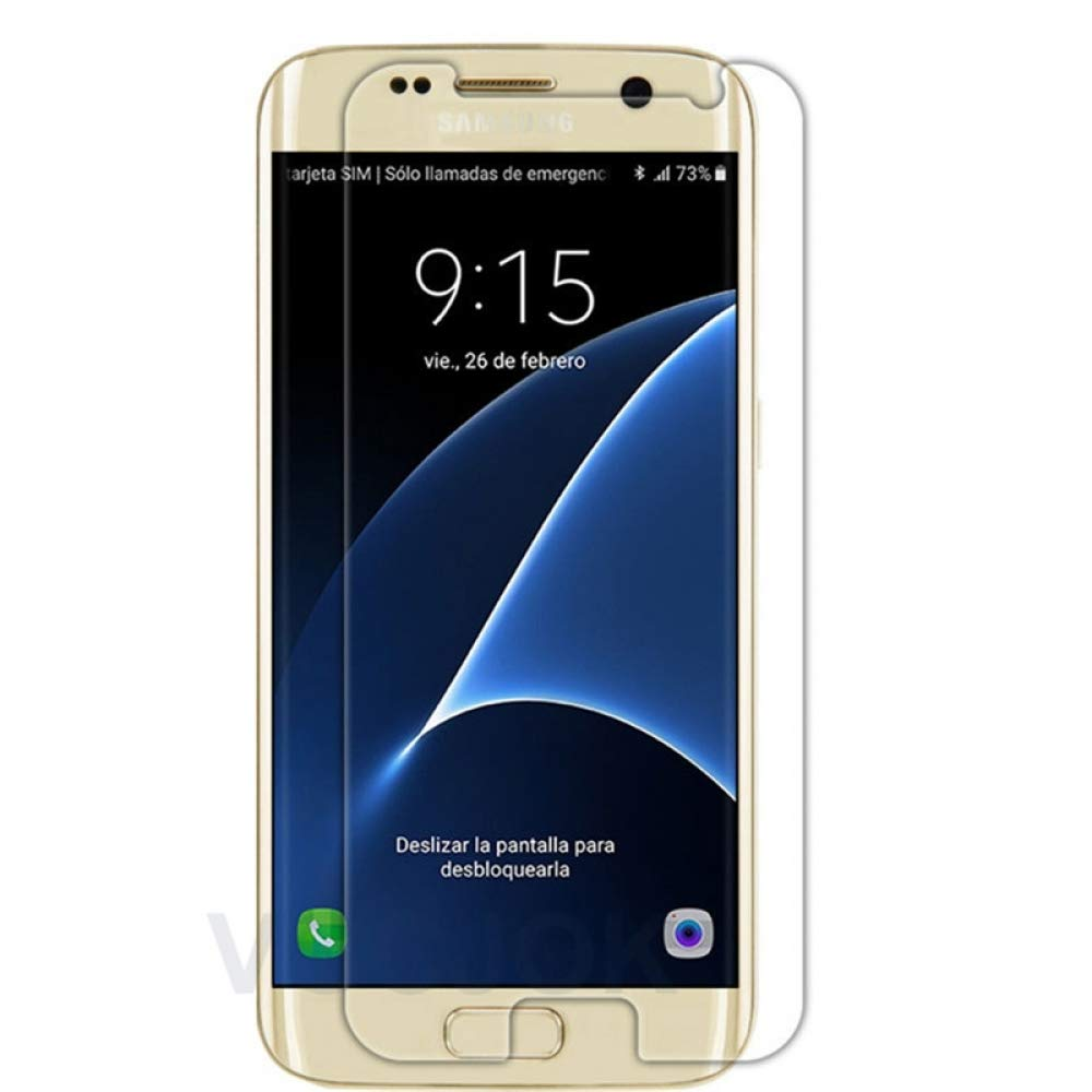 Amazon.com: LOUQBH Protective Glass on The for Samsung ...