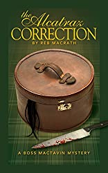 The Alcatraz Correction (The Boss MacTavin Action Mysteries Book 2)