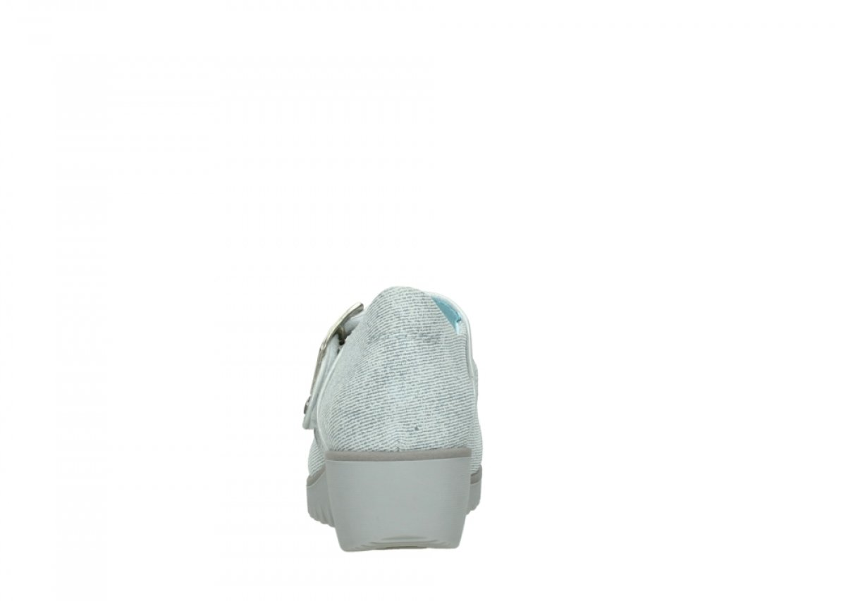 Wolky Comfort Mary Janes Silky B079M8PT93 42 M EU|49122 Offwhite-grey
