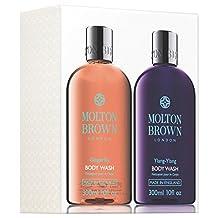 Molton Brown Gingerlily & Ylang-Ylang Body Wash Set 2 x 300ml