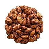 California Chile Blend Smoked Almonds - Bold Jalapeno Smokehouse - 18 oz Jar - (Two - 9 oz Jars) - by AgStandard Almonds - Excellent party snack - Housewarming gift - Non GMO - Vegan - Gluten-free
