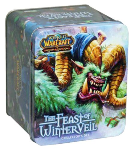World of Warcraft TCG Feast of WinterVeil Collector's Set Photo