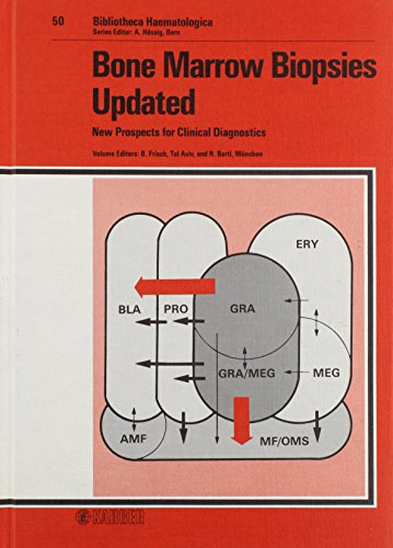 Bone Marrow Biopsies Updated: New Prospects for Clinical Diagnostics (Current Studies in Hematology and Blood Transfusion, No. 50)