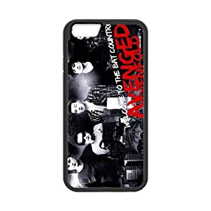 IPhone 6 Plus 5.5 Inch Phone Case for Avenged Sevenfold pattern design