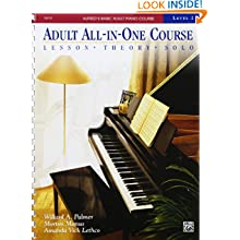 Adult All-in-one Course: Alfred's Basic Adult Piano Course, Level 2