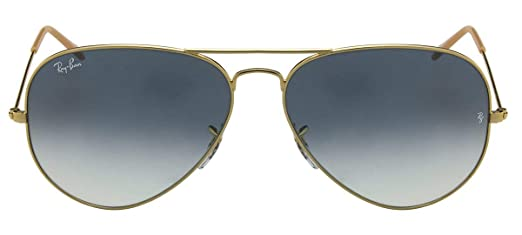 45aa00a6083 Óculos de Sol Ray Ban Aviator RB3025L 001 3F-62  Amazon.com.br ...
