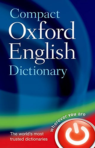 Compact Oxford English Dictionary of Current English ebook