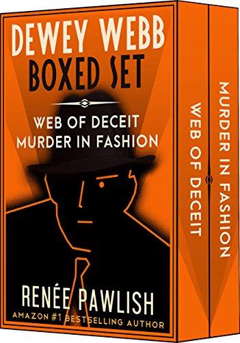 #freebooks – The Dewey Webb Series: Books 1 and 2 (The Dewey Webb Historical Mystery Series) by Renee Pawlish
