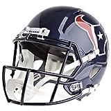 Houston Texans Officially Licensed Speed Full Size Replica Football Helmet