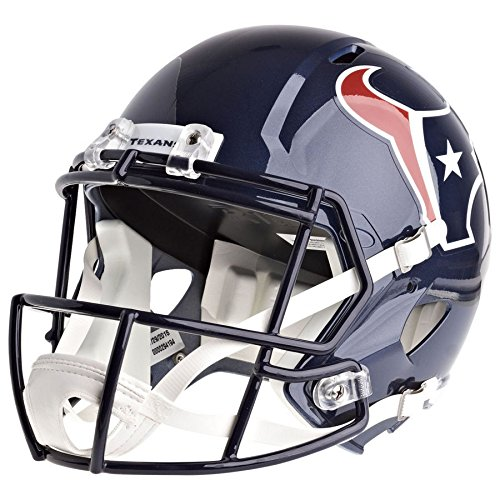 Houston Texans Officially Licensed Speed Full Size Replica Football Helmet by Riddell