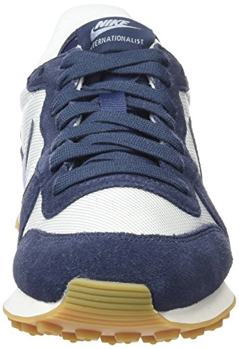 Glacier Internationalist NIKE Donna Blue Bianco Summit Scarpe thunder Ginnastica White Basse da Grey HqzSdqWxrw