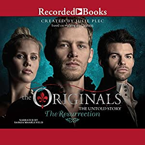The Originals: The Resurrection Audiobook