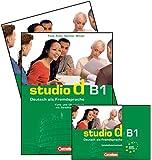Studio D B1 (Set of 3 Books + CD)