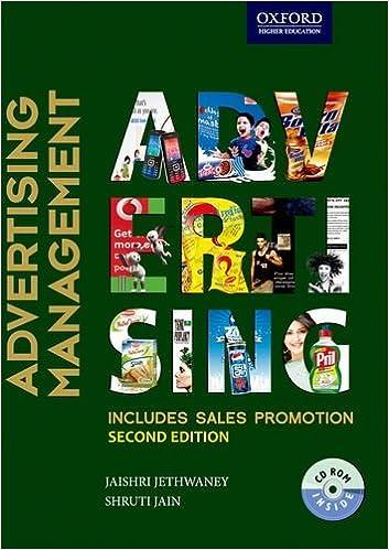 Advertising Management Book