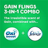 Gain flings! Liquid Laundry Detergent