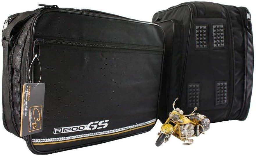 made4bikers Promotion: Bolsas Interiores Adecuado para de los Modelos BMW R1200GS-LC R1200 GS LC a Partir de 2013