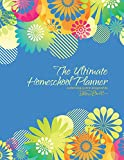 The Ultimate Homeschool Planner (BLUE)