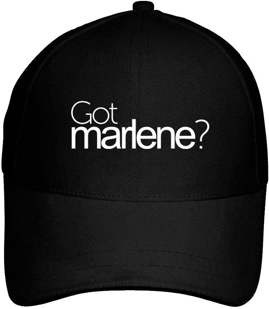 Idakoos Got Marlene? Bold Gorra De Béisbol: Amazon.es: Ropa y ...