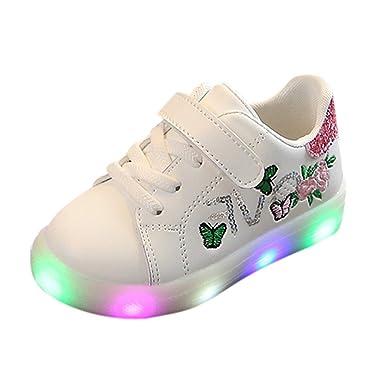rie631edb scarpe luci led bambino 24 26 27 scarpe led