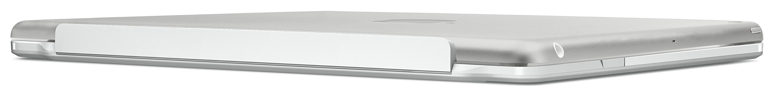 Logitech Ultrathin Magnetic Clip-On Keyboard Cover for iPad Air, Silver by Logitech (Image #4)