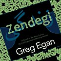 Zendegi Audiobook by Greg Egan Narrated by Parisa Johnston