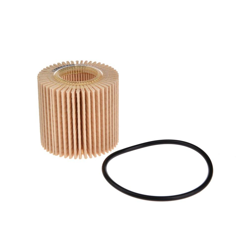 Catinbow 04152-YZZA6 04152-37010 Oil Filter for TOYOTA Prius Corolla Pontiac Vibe 1.8 LEXUS CT200h 5 PCS