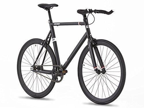 56CM Hi Spec Luchtvaart Grade Aluminium Fixed Gear Bike – Single Speed – Flip Flop Wiel- Licht Gewicht – 9 KG