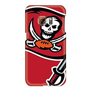 Protector Hard Cell-phone Case For Samsung Galaxy S6 With Allow Personal Design Vivid Tampa Bay Buccaneers Skin TimeaJoyce