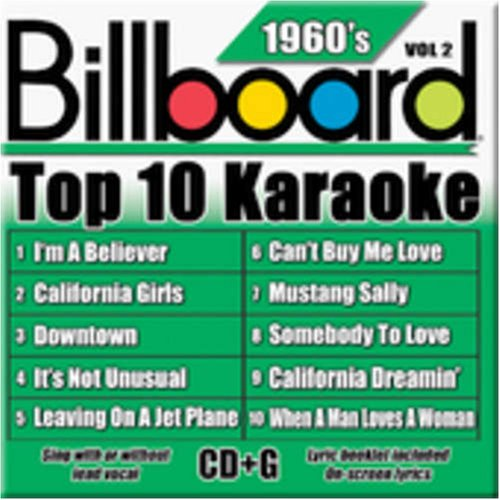 Billboard Top-10 Karaoke - 1960