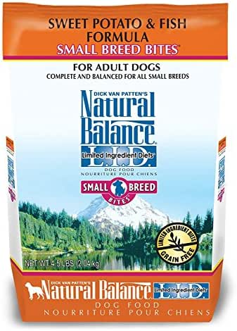 Dog Food: Natural Balance Limited Ingredient Diets Grain Free Small Breed
