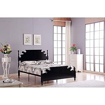 Quidin Atemberaubende Bett 4 9 Massivem Holz Metall Bett