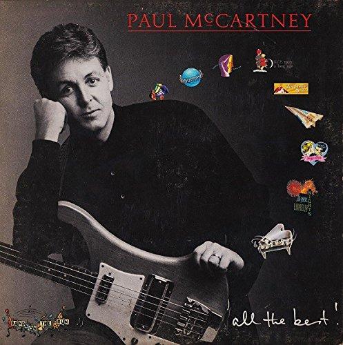 Paul McCartney - All The Best! Lp - Zortam Music