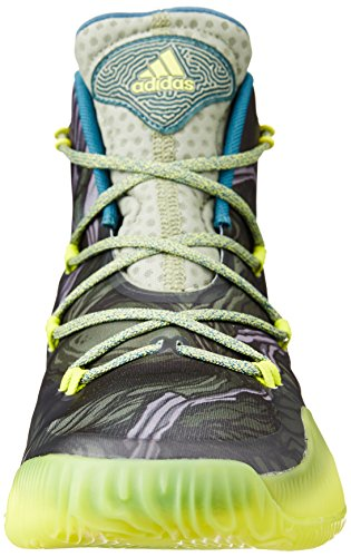 Multicolore Shosli Chaussures Crazy de Tengrn Multicolore adidas Performance Tecgrn Basketball Homme Primekit Explosive I7xF8qwgT
