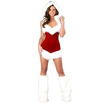 ZISIJI Cosplay Disfraz/Traje de Navidad,Disfraz de Navidad ...