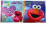 img - for Sesame Street Books 2 Pk (Abby Cadabby's Rhyme Time & Elmo's Sleep Tight) book / textbook / text book