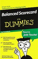 Balanced Scorecard für Dummies Das Pocketbuch