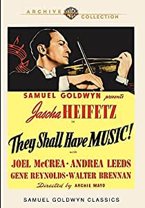 They Shall Have Music DVD-R