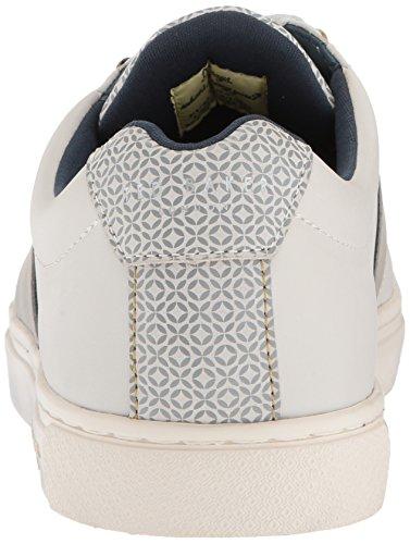 Ted Baker Hombres Quana Sneaker Blanco