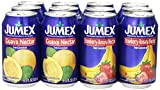 Jumex Fruit Nectars are made from the finest fruits in Mexico available in a delcious Strawberry Banana - Guava 12 Can Unit Packs.