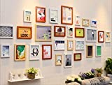 Frame Multi Picture Frame Set, Wall Frame Set With 28 Frames, Large Photo Frame Wall Set,Best Wall Decorations Home Decoration