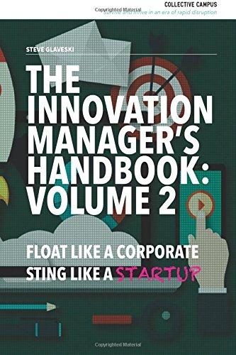 Innovation Managers Handbook Corporate Startup