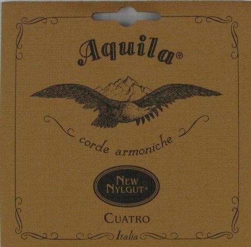 Aquila Cuatro String Set, Venezuelano (B, F#, D, A), CUATRO, 4CH