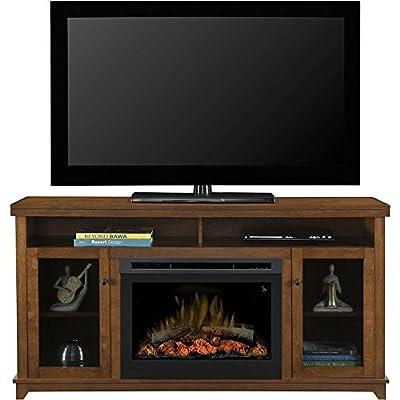 Dimplex Dupont Electric Fireplace & Entertainment Center - Log Set (GDS25L-1491KN)