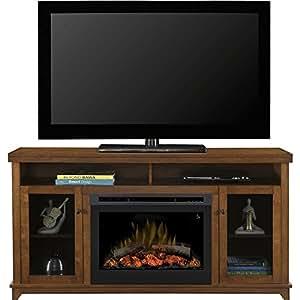 Dimplex Dupont Electric Fireplace Entertainment Center Log Set Gds25l 1491kn