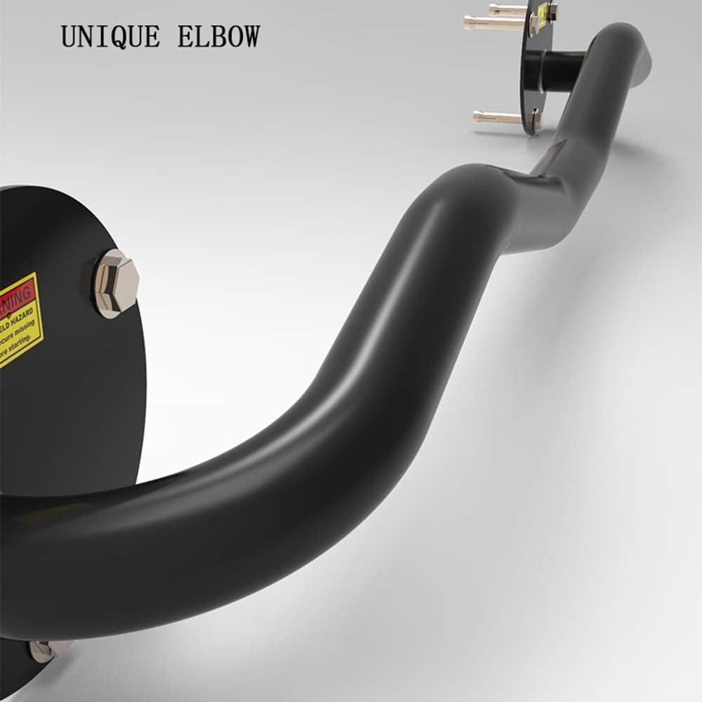 Extracciones /Únicas De Tubos Curvos Barras Paralelas Simples De Acero Barra Horizontal En Proceso De Pulverizaci/ón Electrost/ática