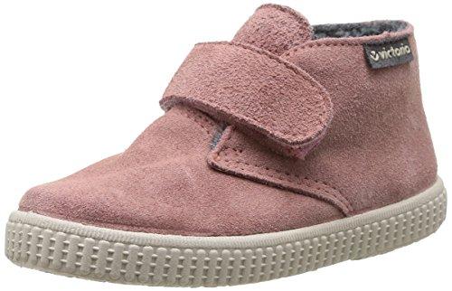 enfant Victoria Rosa Desert Rose Fourrées Mixte Velcro Serraje Safari Boots fxqTfC0w