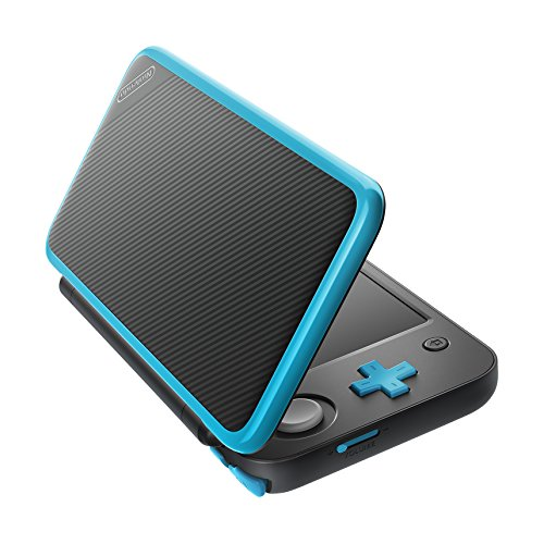 Nintendo New 2DS XL - Black + Turquoise