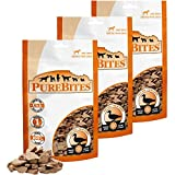 PureBites Duck Liver FreezeDried Treats for Dogs 3 PACK (7.8 oz)